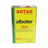 Albother 7534 5 Termotaban Yapıştırıcısı 3 Kg.
