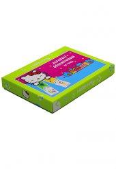 Hello Kitty Alfabeyi Öğreniyorum Set 58 Parça Gordion Junior