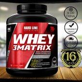 Hardline Whey 3 Matrix 2300 Gr Protein Tozu Skt 02.2021