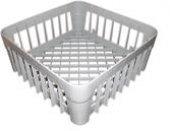 Basket Bardak Yıkama Makinesi İçin 35*35 Cm Gri
