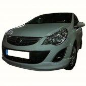 Opel Corsa D Makyajlı Kasa Ön Karlık (Boyalı)