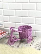 Hasır Bisiklet Lila