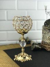 Goldpetek Şamdan Küçük