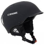 Cebe Contest Kayak Snowboard Kask 52 55cm Visor Siyah Cb117015255