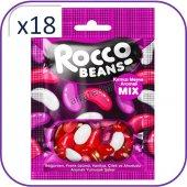 Rocco Beans Kırmızı Meyveli Yumuşak Şekerleme 40 G...