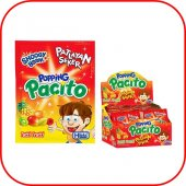 Hleks Paçito Tutti Frutti Aromalı Patlayan Şekerle...