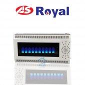 As Royal Duvar Tipi Hermetik Soba Dt11000 G