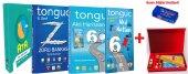 6.sınıf Tonguç Akademi 5li Set Sınav Silgisi Hediyeli