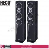 Heco Music Style 1000 Çift Bass Sürücülü 3 Yollu Kule Hoparlör