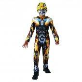 Transformers Bumblebee Kostüm 5 6 Yaş