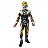 Transformers Bumblebee Kostüm 7 8 Yaş