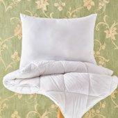 Marie Claire Yorgan Cornus Mikro 195*215 Cm Çift Kişilik Beyaz