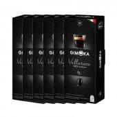 Gimoka Vellutato Nespresso Uyumlu Kapsül Kahve 10 X 6 Adet