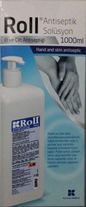 Antiseptik Solüsyon El Ve Cilt Antiseptiği Roll 1000 Ml