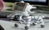 At Tasarımlı Telefon Tutucu Tripod