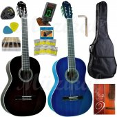 Klasik Gitar Nevada Lc3910 Gül Klavye Sap Ayarlı F...