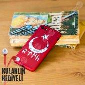 Secron Apple İphone 7 8 Göktürkçe Türk Yazılı Silikon Kılıf