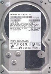 Hitachi 2 Tb 3.5 İnch 7200 64mb Sata 3.0 Harddisk Hua722020ala330