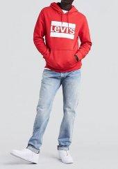 Levıs 501 Erkek Kot Pantolon 00501 2550 Fıt Warp Stretch Jeans