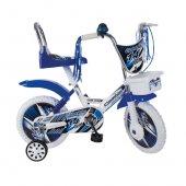 Esaras 14 Jant Kapaklı Bisiklet 4 7 Yaş Mavi