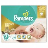 Prima Bebek Bezi Premium Care Aylık Paket 2 Beden 148 Adet
