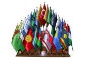Türk Devletleri Bayrak Seti,27 Li Set,