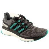 Adidas Energy Boost 3 W Gri Yeşil Kadın Koşu Ayakkabısı
