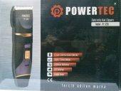 Tr 3200 Powertec Profesyonel Şarjlı Yedek Bataryalı Traş Makinesi