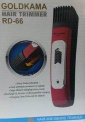 Rd 66 Şarjlı Ayarlanabilir Başlı Traş Makinası