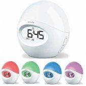 Beurer Wl 32 Radyolu Alarmlı Masa Saati Renkli Lambalı Gün Işığı