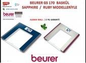 Beurer Gs 170 Büyük Ekran Baskül Tartı, Xxl Lcd Ekran 150 Kg Kaps