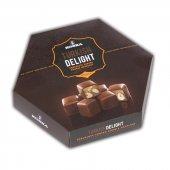140 G Çikolata Kaplı Fındıklı Lokum