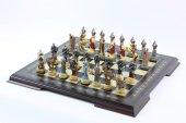 Satranç Takımı, Truva Savaşı