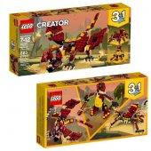 Lego Creator Mythical Creatures Bj 70lmc31073