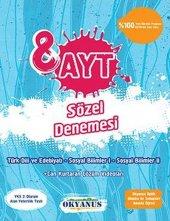 Okyanus Yayınları Ayt 8 Sözel Denemesi