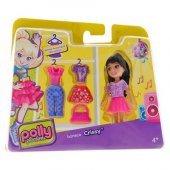Polly Pocket Polly Ve Renkli Kıyafetleri Cbw79 Cgj03