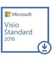Visio Standart 2016 Elektronik Lisans