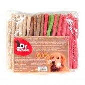 Köpekler İçin Burgu Stick Ödül Çubukları (100lü Paket 900 Gr)