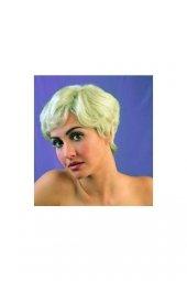 Sentetik Saç Kısa Gerçek Saç Dokusuna En Yakın Materyal