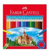 Faber Castel Kuruboya 24&#039 Lü Karton Kutu