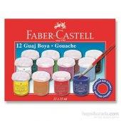Faber Castel 12&#039 Li Şişe Guaj Boya