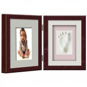 Baby Memory Prints Masa Çerçeve Ceviz