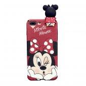 ı Phone 6 6s Cute Mouse Telefon Kılıfı