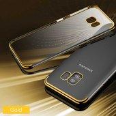 Galaxy S9 S9 Plus Kılıf Dört Köşeli Lazer Silikon Kapak