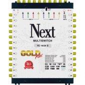 Next Multiswitch 10 24 Sonlu Santral + Adaptör