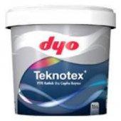 Dyo Teknotex Dış Cephe Boyası 15 Lt (Bütün Renkler)
