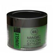 Yeşil Renkli Geçici Saç Boyası Ve Saç Şekillendirici 100 Ml