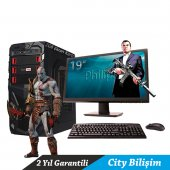 Intel İ5 3,20 Cpu 8gb Ram 500gb Hdd 19 İnc Monitor 2gb Ekran Kartı