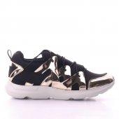 Spenco Kadın Günlük Casual Spor Ayakkabı Altın Z 340 01