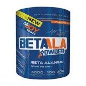 Bigjoy Beta Ala(Beta Alanin) Powder 300gr Aromasız+2 Hediye